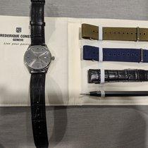 Frederique Constant Classics Staal 40mm Grijs Romeins Nederland, Goudsesingel 195, Rotterdam