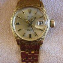 Rolex Lady-Datejust Or jaune 25mm
