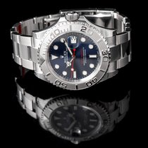Rolex Yacht-Master 40 Platinum 40mm Blue United States of America, California, San Mateo