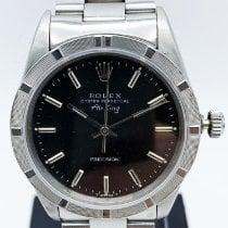 Rolex Air King Precision 14010 1992 pre-owned