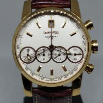 Eberhard & Co. Or rose 40mm Remontage automatique 30058 occasion