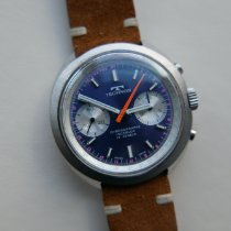 Technos pre-owned Manual winding