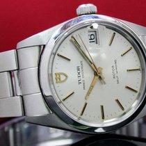 Tudor Prince Oysterdate Steel 34mm Silver No numerals United States of America, Utah, Draper