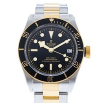 Tudor Black Bay S&G Steel 41mm Black United States of America, Georgia, Atlanta