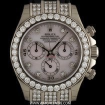 Rolex Daytona 116599RBR Unworn White gold 40mm Automatic