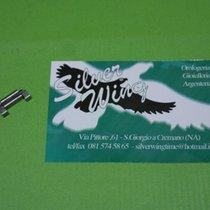 Bulova vintage steel link for bracelet accutron model mm 16