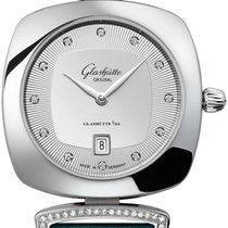 Glashütte Original Steel 31mm Quartz 1-03-01-10-12-02 new United States of America, New York, Airmont