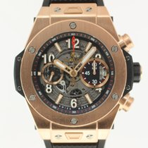Hublot Big Bang Unico King Gold from '15 complete with box...