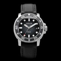 Nauticfish Steel 43mm Automatic Nauticfish Thûsunt zwarz vintage new