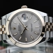 Ρολεξ (Rolex) Datejust 41 NEW Ref. 126301