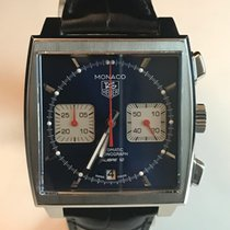 TAG Heuer Monaco Calibre 12 McQueen Chronograph