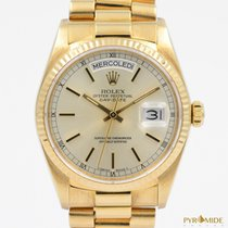 Rolex Day-Date President Yellow Gold Champagne