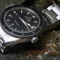 Omega Limited James Bond 007 Spectre Omega Seamaster 300 41mm B&P