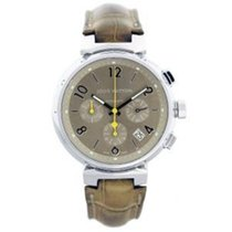 Louis Vuitton Chronograph 41mm Automatic pre-owned Champagne