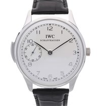 IWC Portuguese Minute Repeater Platine 43mm Blanc Arabes