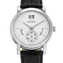 Paul Picot 37.5mm Automatic 2003 pre-owned Firshire Silver