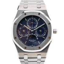 Audemars Piguet Royal Oak Perpetual Calendar Blue 25820ST