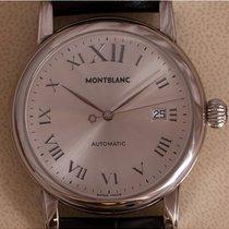 Montblanc 40mm usados Plata