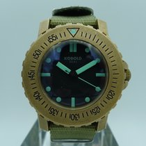 Kobold 44mm Automatic pre-owned Black