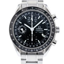 Omega Speedmaster Day-Date 3520.50.00 Watch with Stainless...