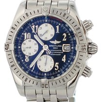 Breitling Chronograph 44mm Automatic 2008 pre-owned Chronomat Evolution