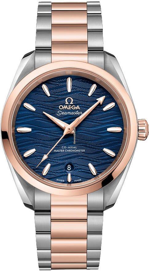 欧米茄 Seamaster Aqua Terra 220.20.38.20.03.001 2021 全新