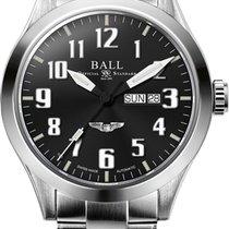 Ball Engineer II Steel 46mm Black Arabic numerals