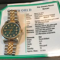 Rolex 36mm pre-owned Datejust (Submodel)