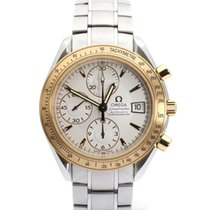 Omega Speedmaster Date new Automatic Chronograph Watch with original box 178.0055