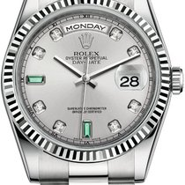 Rolex Day-Date 36 new Watch with original box and original papers 118239