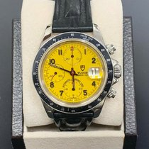 Tudor Tiger Prince Date Steel 40mm Yellow United States of America, California, San Diego
