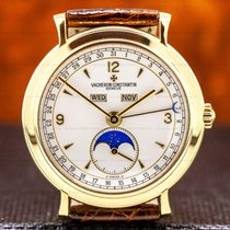 Vacheron Constantin Yellow gold 36mm Manual winding 37150 pre-owned