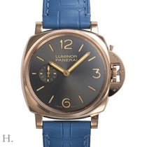 Panerai Luminor Due Roségold 42mm Grau Deutschland, Bamberg