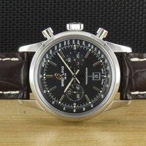 Breitling Transocean Chronograph 38 Stahl 38mm Schwarz Deutschland, Prüm