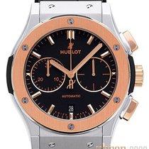 Hublot Classic Fusion Chronograph Titan 45mm Schwarz Keine Ziffern Deutschland, Bietigheim-Bissingen
