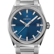 Zenith Defy Titanium 41mm Blauw