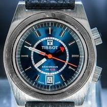 Tissot tweedehands Automatisch 36mm Blauw Mineraalglas