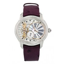 Audemars Piguet Millenary Ladies White gold 45mm Mother of pearl