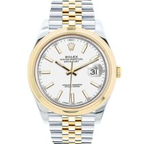 Rolex 126303 Gold/Steel 2018 Datejust 41mm new United States of America, New York, New York