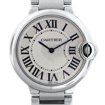 Cartier Ballon Bleu 36mm 3005 pre-owned