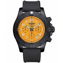 Breitling Avenger Hurricane 45mm Yellow