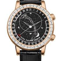 Patek Philippe 6104R-001 Ruzicasto zlato Celestial 44mm nov