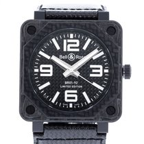 Bell & Ross BR 01-92 Carbon 46mm Black United States of America, Georgia, Atlanta