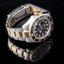 Rolex Sea-Dweller Yellow gold 43mm Black United States of America, California, San Mateo