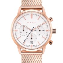 Gant Steel 38mm Quartz GTAD08200499I new