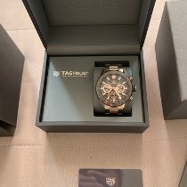 TAG Heuer Carrera new 2019 Automatic Watch with original box and original papers CBG2A10.BA0654