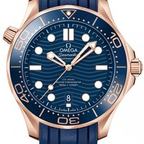 Omega Seamaster Diver 300 M 210.62.42.20.03.001 2020 new