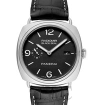Panerai Radiomir Black Seal 3 Days Automatic new Automatic Watch with original box and original papers PAM00388
