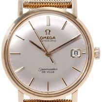 Omega Seamaster DeVille Жёлтое золото 35mm