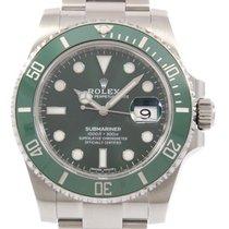 Rolex Submariner Date 40mm Green